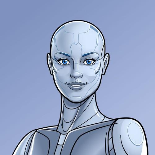 Al Avatar character for Prebuilt Marketing AI