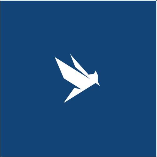 Simple, clean and crisp logo for PropertyLark