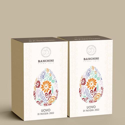 Easter Egg Packaging Design