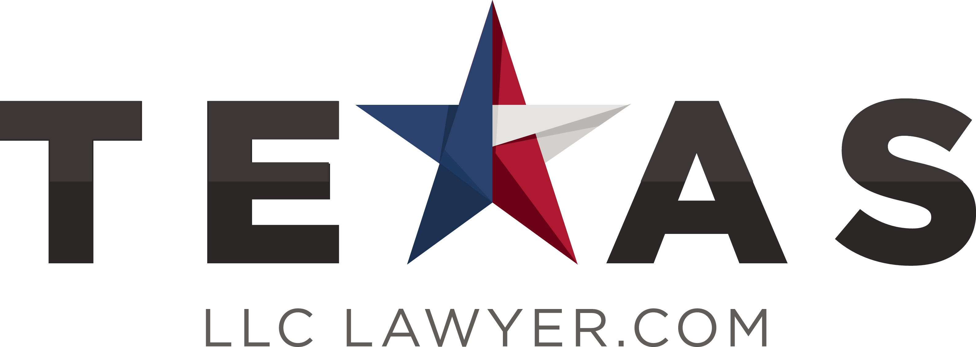 Create a logo for new website: TexasLLCLawyer.com