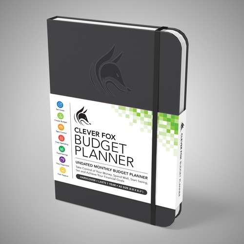 Label for budget planner