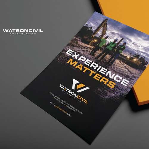 WatsonCivil Construction Brochure