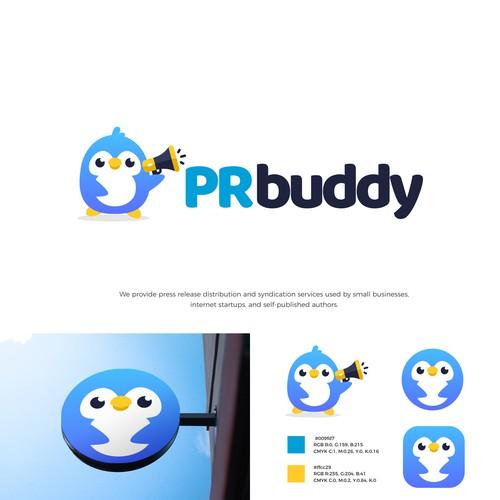 Penguin Logo App