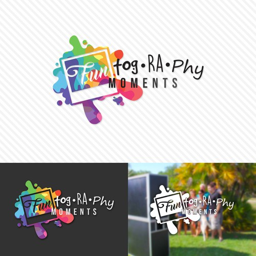 Logo Entry for Fun-Tog-Ra-Phy Moments