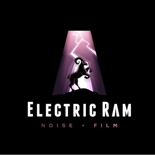 Logo Design for Electric Ram