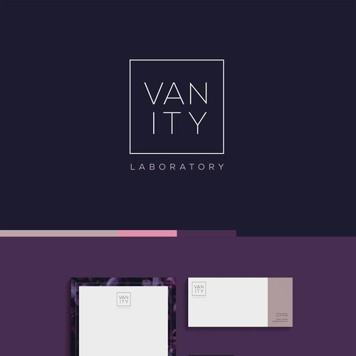Vanity Lab Branding