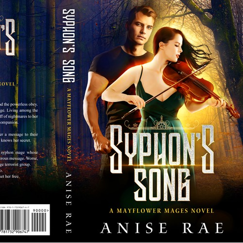 Syphon's Song - Paranormal Romance