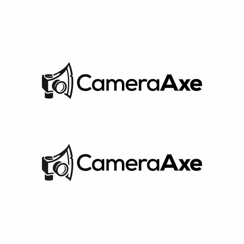 Create a Logo for the Camera Axe