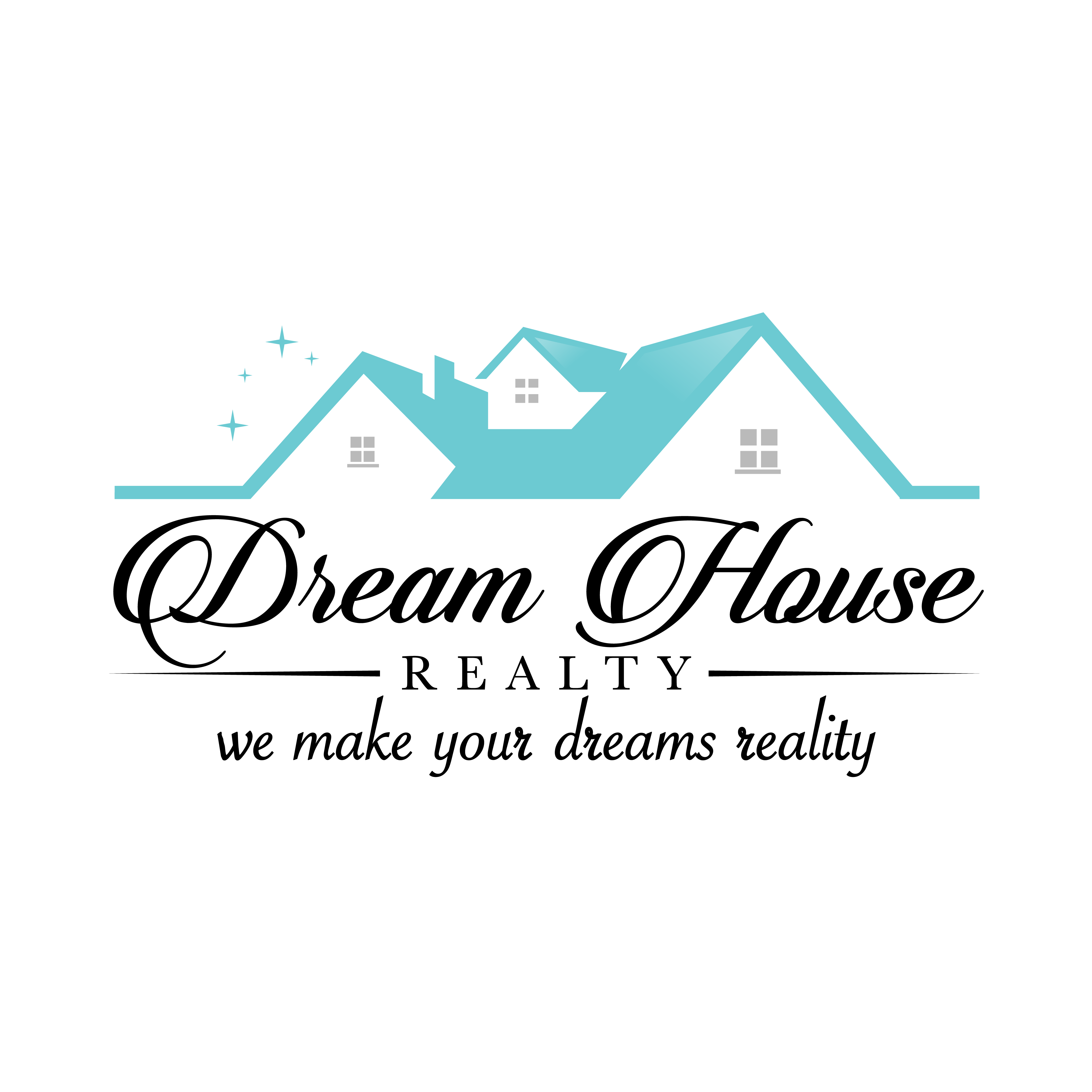Logo For New small town Real Estate Company