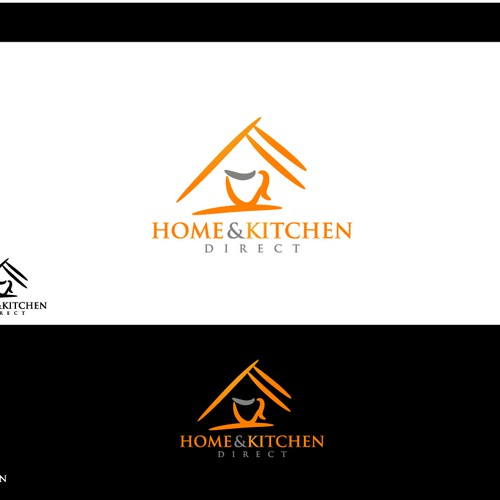Home & Kitchen Direct needs a new logo