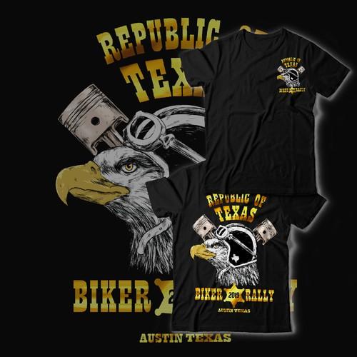 biker eagle submission