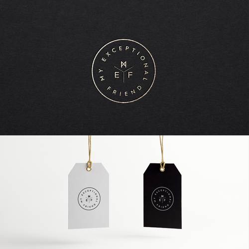 LONDON FASHION BRAND LOGO DESIGN