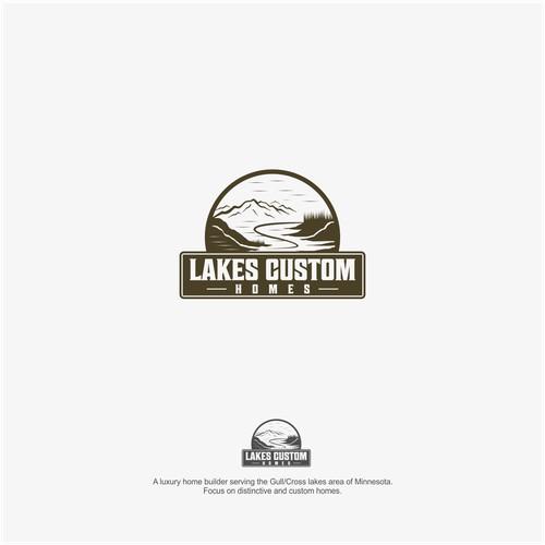 lakes custom homes