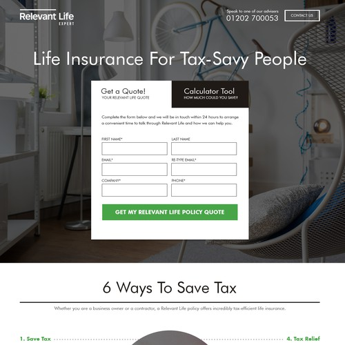 Life Insurance For Tax-Savy People