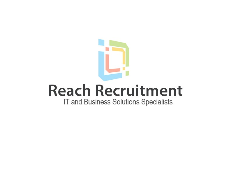 reach recruitment needs a new logo