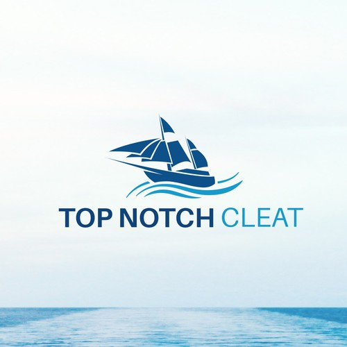 Top notch cleat - Logo