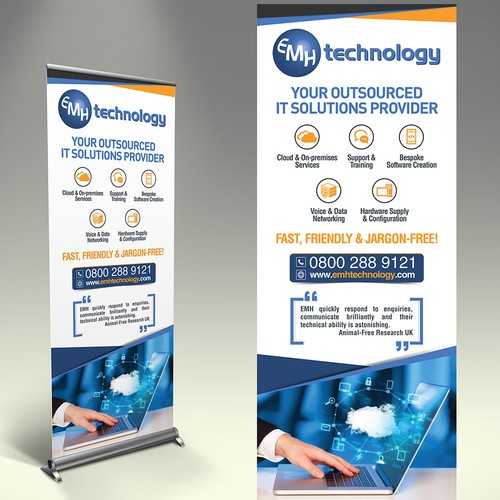IT Services Expo Banner