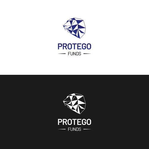Logo design for Protego Funds