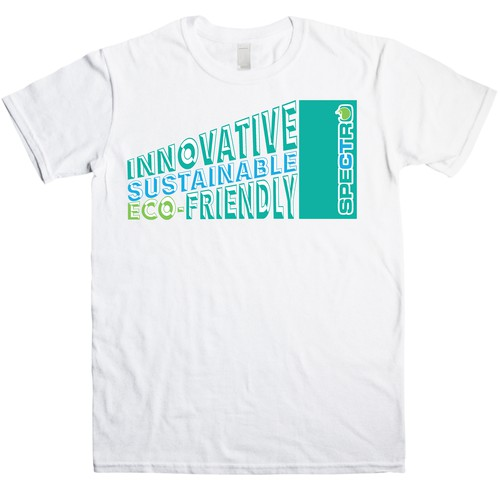 Clean and innovative shirts for Spectro