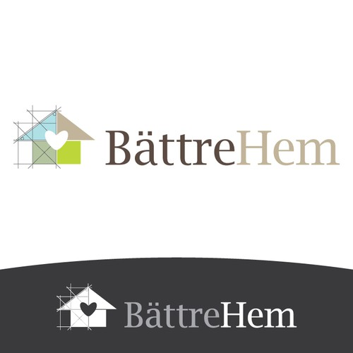 Modern homedesigning company needs graphical identity