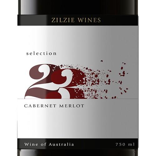 GREAT Wine Label Design