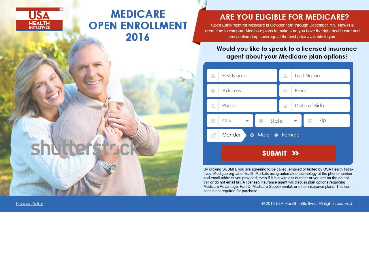 Medicare Insurance Lead Generation
