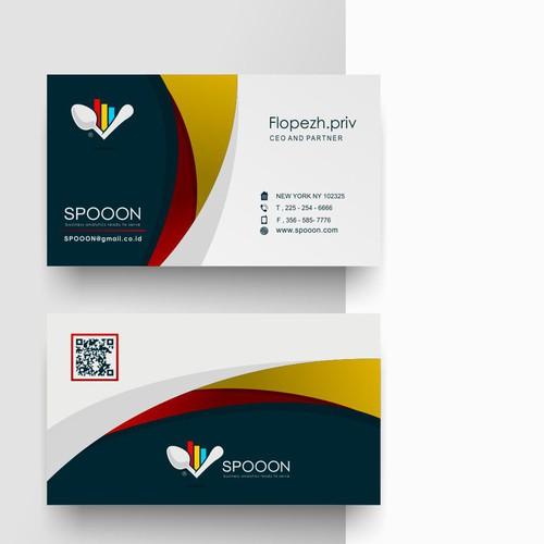 SPOOON logo design