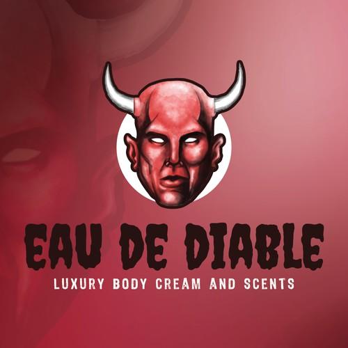 Body cream and scents logo design