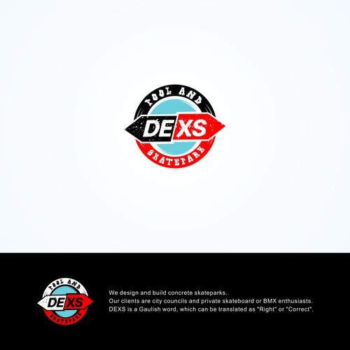 Design Logo for Skatepark