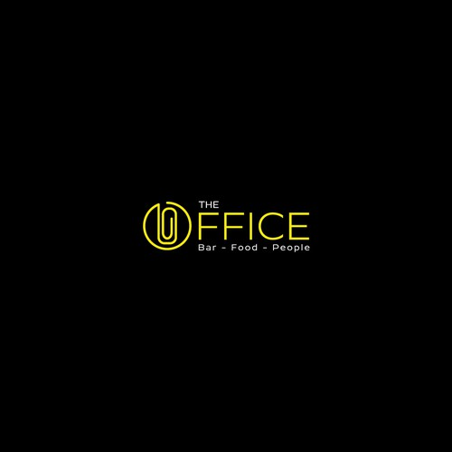 logo concept for The Office