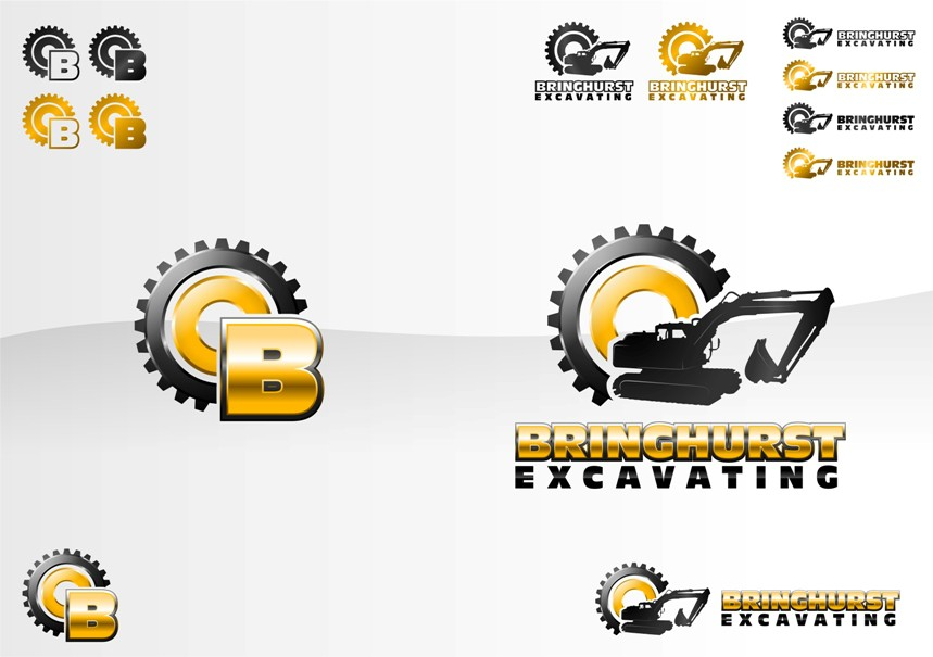 New logo wanted for BRINGHURST EXCAVATING