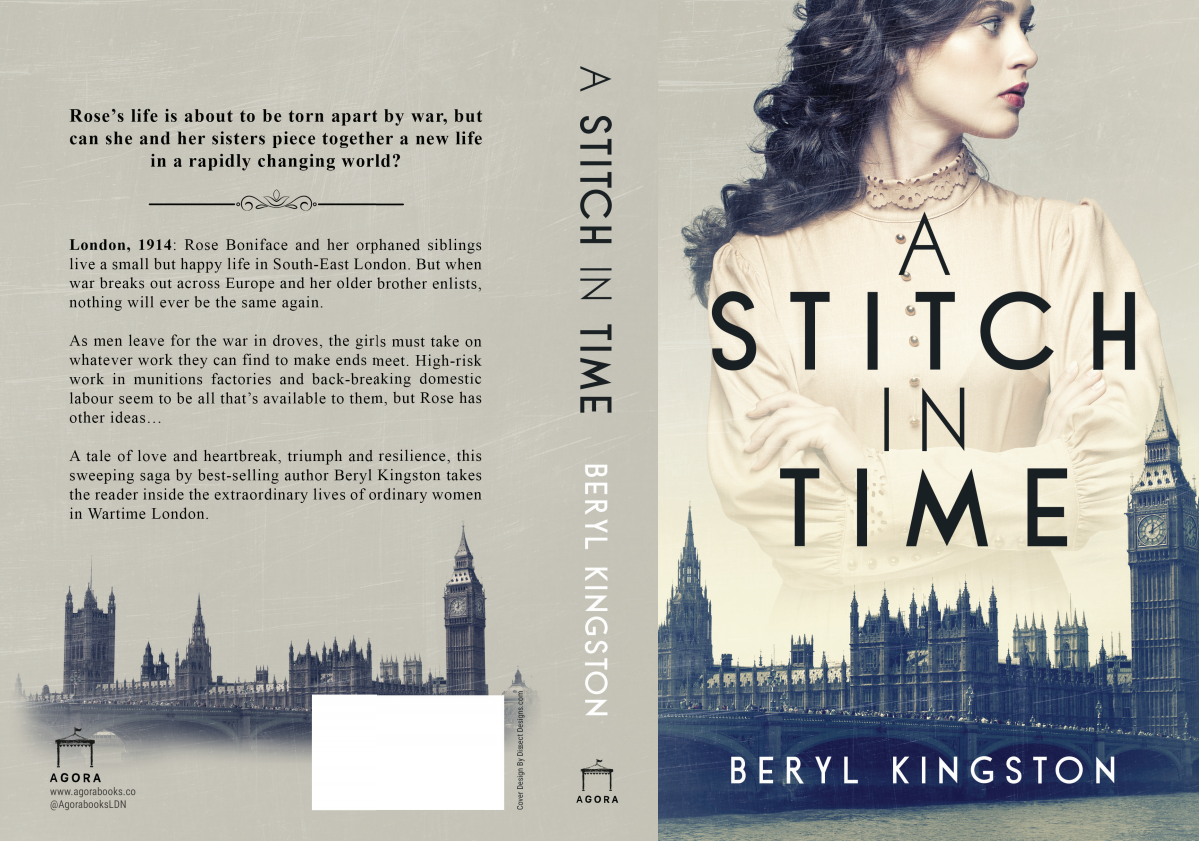 A Stitch in Time (eBook and Paperback)