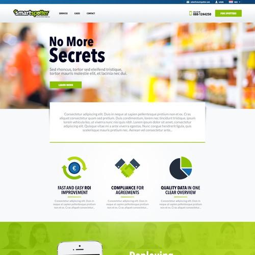 SmartSpotter: conventional breaking crowdsourcing platform (global retail)