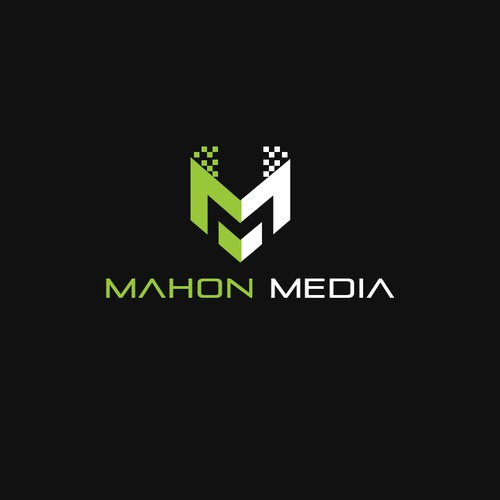 Logo Design Proposal for Mahon Media