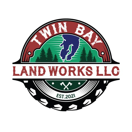 Looking for vintage style logo for forestry/agriculture/landscaping indus