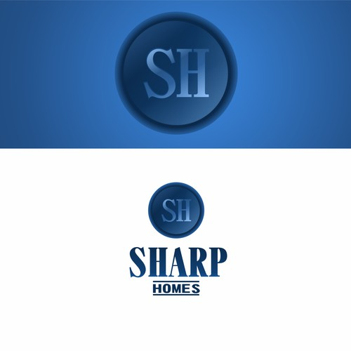 New logo wanted for Sharp Homes