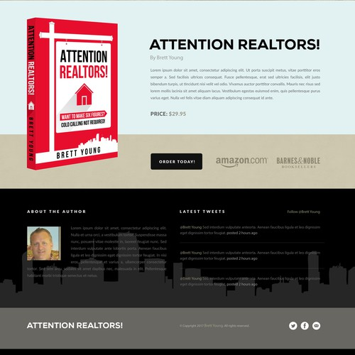 Attention Realtors! by Brett Young