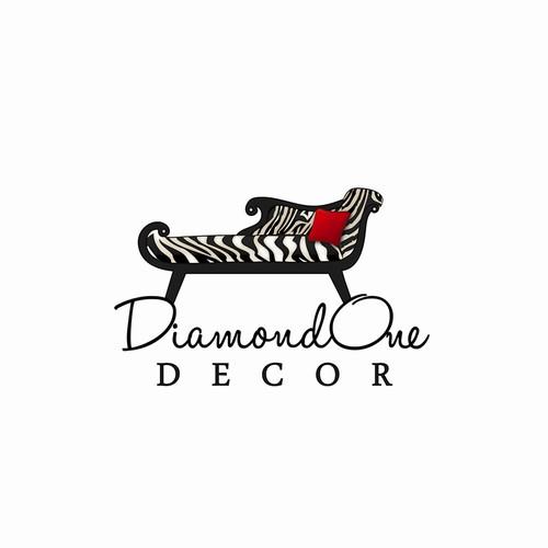 Diamond One Decor needs a new logo