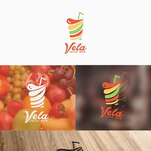 Create a Juice Bar logo