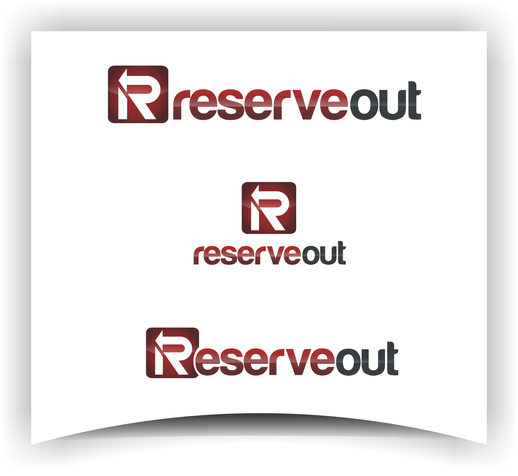 Create the next logo for ReserveOut