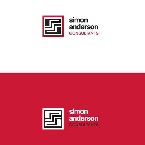 logo Simon anderson, consultants