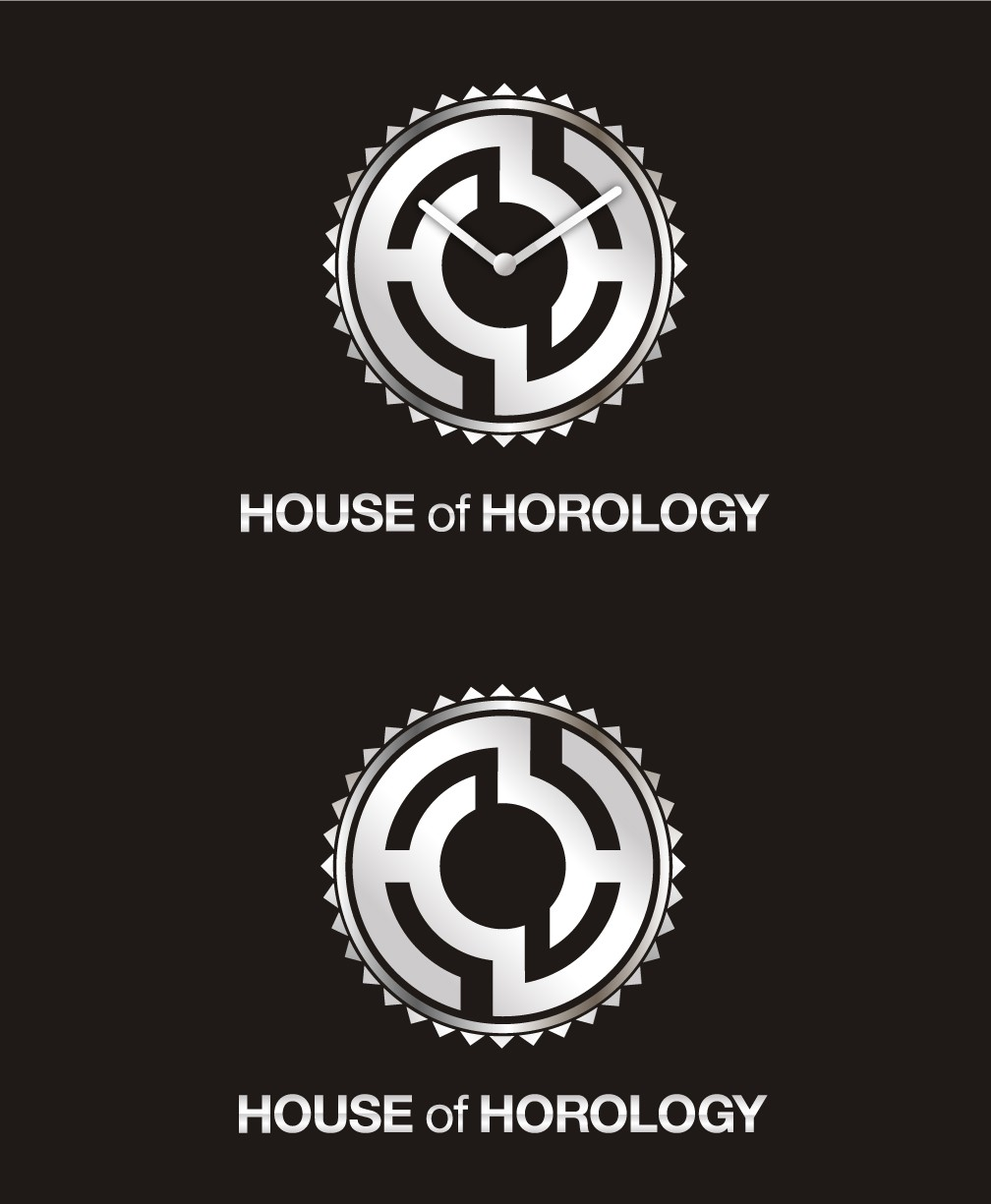 HOH : House of Horology (wristwatch company) NEEDS A LOGO