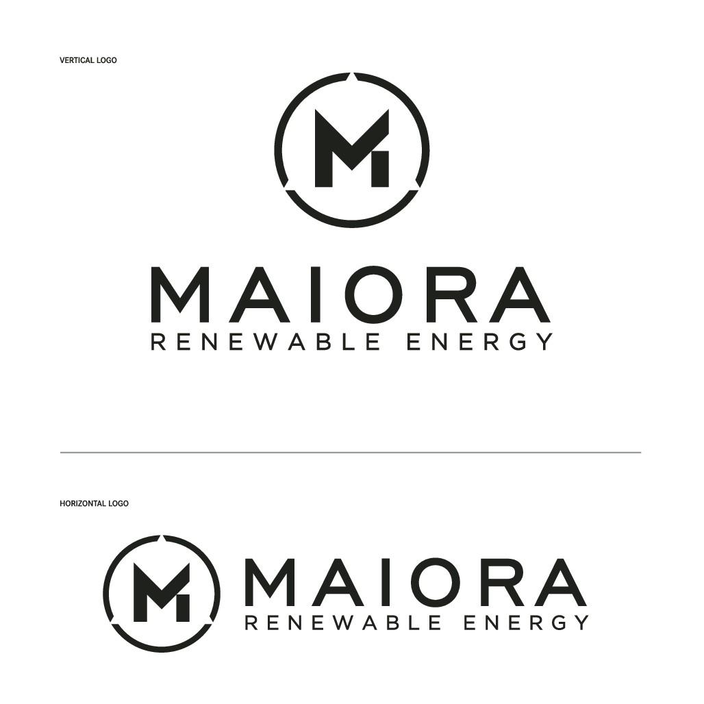 Renewable Energy Company Logo & Business Card