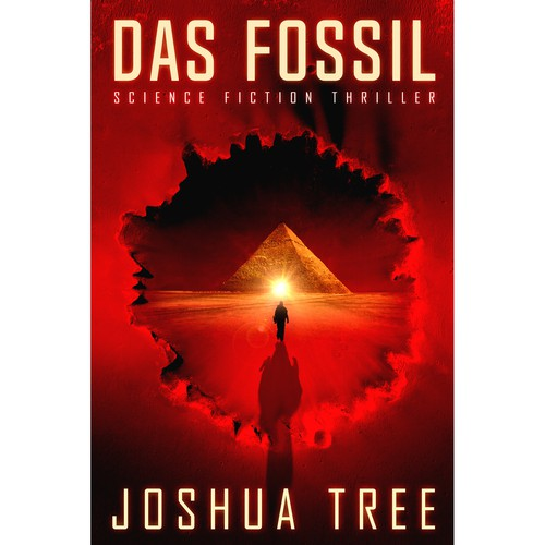 Das Fossil, science fiction thriller
