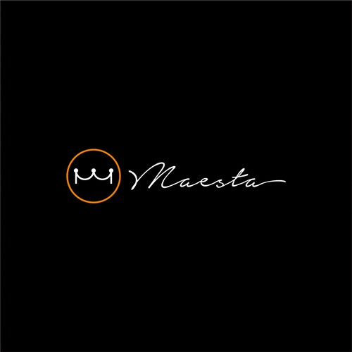 Clean & luxury logo for hand crafted furniture