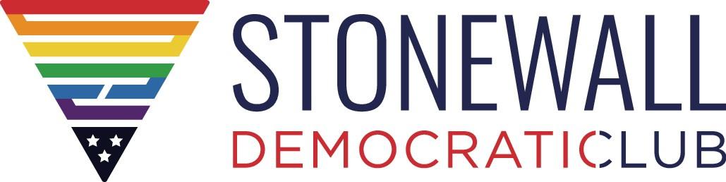 Design a logo for LGBTQ+ Democrats