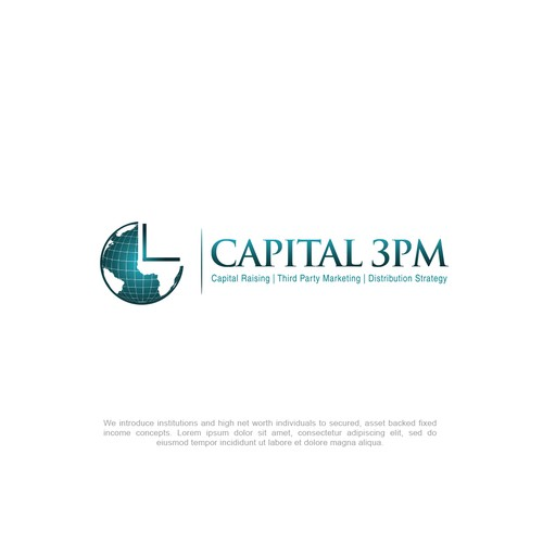 Regal, refined logo to convey trust and confidence in private equity firm.
