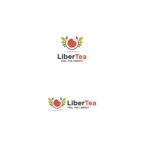 Youthful logo for LiberTea