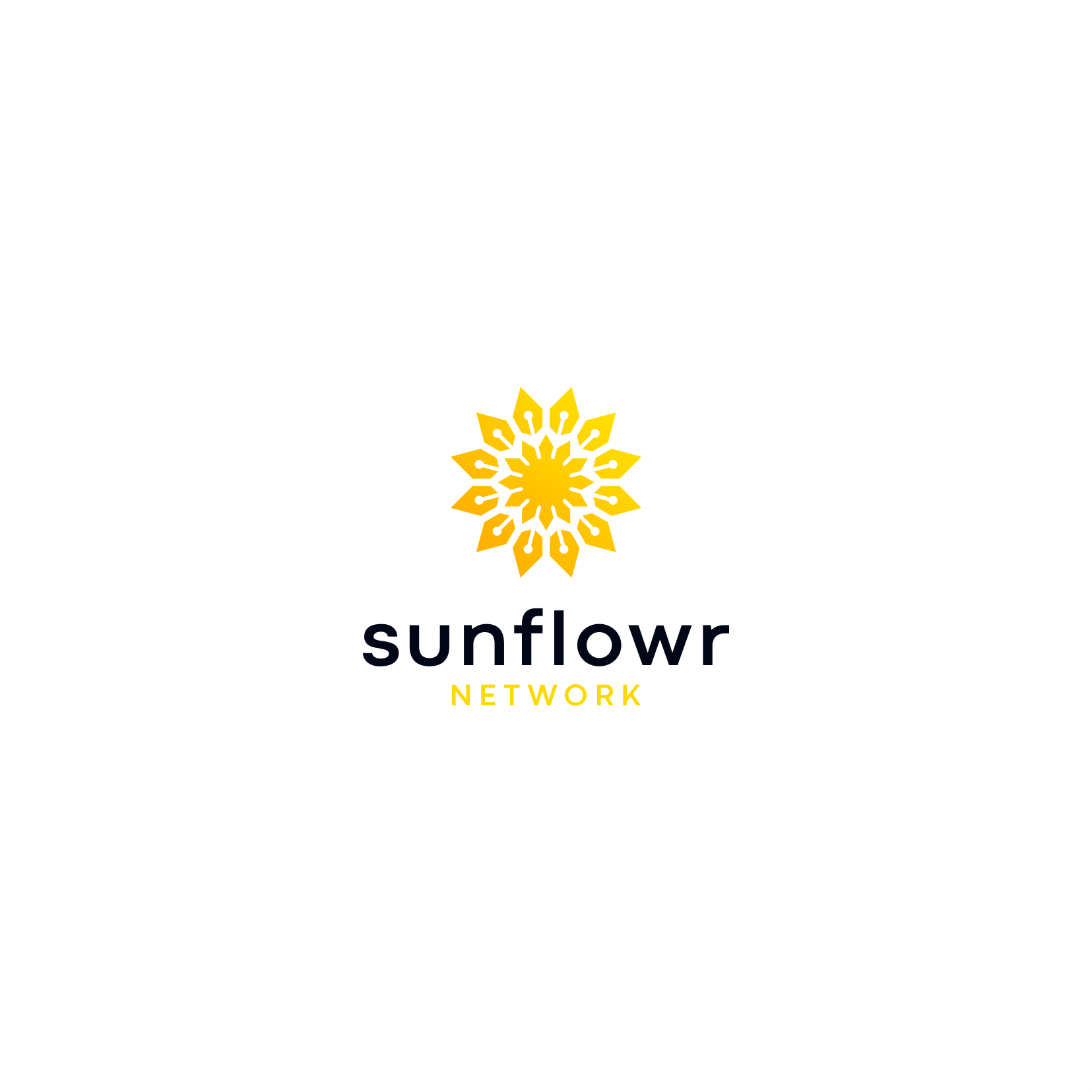 Design a modern/professional logo for a massive clean energy network