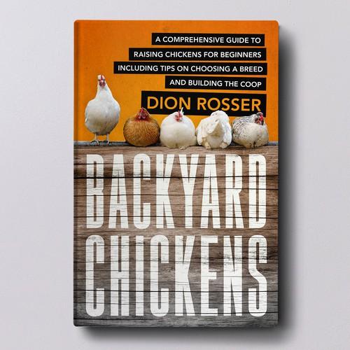 Backyard Chickens Book Cover